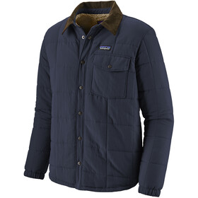 Patagonia Isthmus Quilted Shirt Jacket Men, new navy